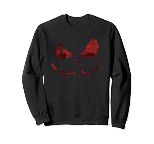 Scary bloody face horror Halloween costume Tee Shirt idea