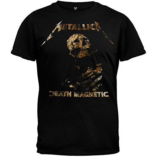 Licensed Men's Metallica Buried Alive T-Shirt - S to XL
