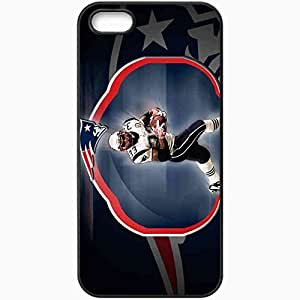 Personalized Diy For SamSung Galaxy S3 Case Cover ell phone Case/Cover Skin 829 new england patriots Black