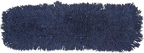 AmazonBasics Dust Mop Head, Blend Yarn, 24-Inch - 6-Pack ()