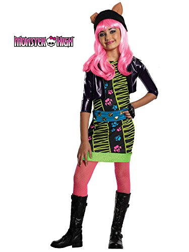 Monster High Howleen Costume, Medium ()