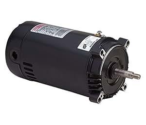 Pool Motor, 3/4 HP, 3450 RPM, 115/230VAC