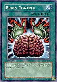 (Yu-Gi-Oh! - Brain Control SD7 (SD7-EN024) - Structure Deck 7: Invincible Fortress - 1st Edition - Common)