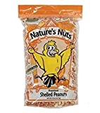 Chuckanut Natures Nuts Premium Shelled Peanuts High Energy Bird Treat 20 lbs review