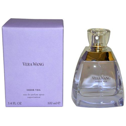 Vera Wang Sheer Veil По Vera Wang для женщин. Eau De Parfum Spray 3,4 унции