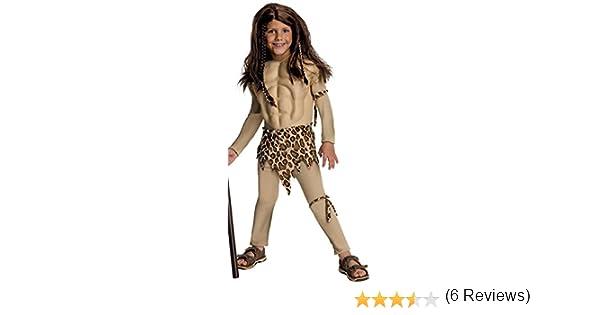 Disfraz de Tarzán para niño - 3-4 años: Amazon.es: Juguetes y juegos