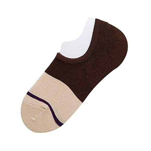 1 Pair Male Summer Camouflage Socks Invisible Sock Cotton Boat Socks