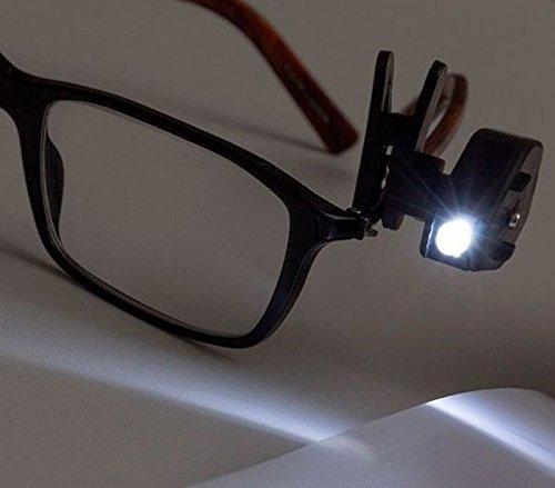 LED Leselampe Notebook tragbar Ideales Mikro-Licht f/ür E-Reader f/ür Notenst/änder und Kopfteil des Betts Mini-Stirnlampe Laptop oder Telefon. auf Reisen Clip-Licht f/ür Brille oder Buch