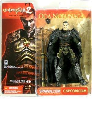 Onimusha 2 Oda Nobunaga - Mcfarlane Action Figure by Unknown