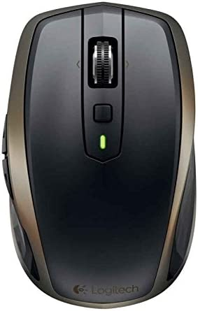 Logitech MX Anywhere 2 - Ratón (Ambidextrous, Laser, RF Wireless ...