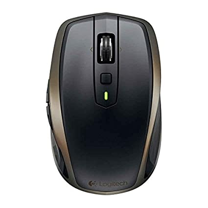 08f26a6a2e8 Logitech MX Anywhere 2 Wireless Mobile Mouse - Track on Any Surface,  Bluetooth or USB