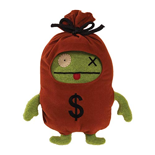 "Uglydoll Uglyverse-Money Bags Ox 11"" Plush, used for sale  Delivered anywhere in USA"