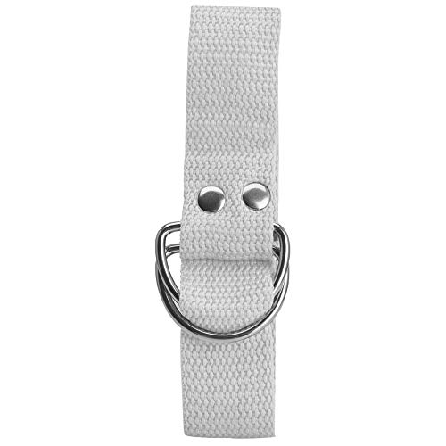 Schutt Sports Football Belt, One-Size-Fits-All, White