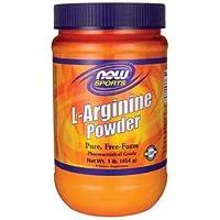 Now Foods L-Arginine Powder, 454g