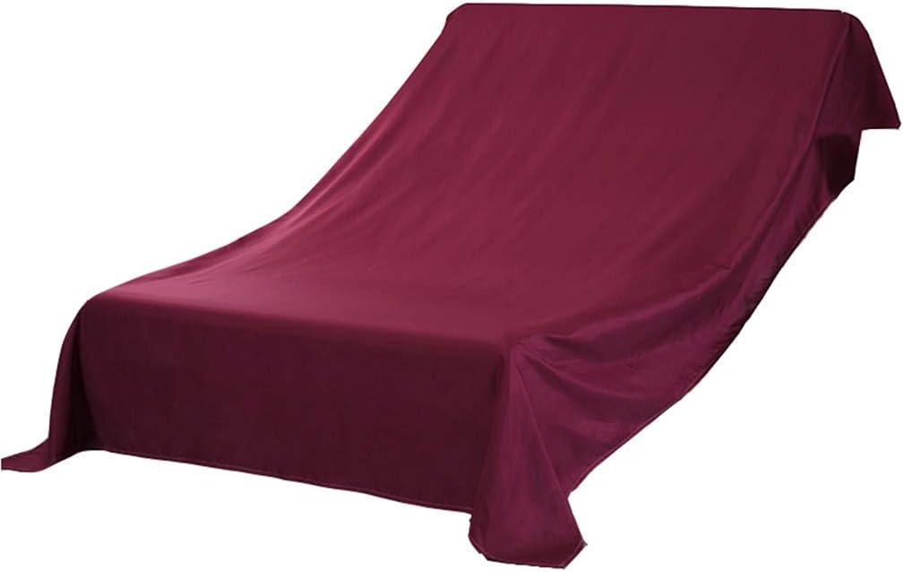 66ffcczz Staubschutz M/öbel Staubtuch Farbe : Red, gr/ö/ße : 1 * 1.2m Abdeckung Tuch Abdeckung Tuch Sofa Staub Tuch Staub Tuch Stoff grau Tuch Bett Staubabdeckung Bett Abdeckung nach Hause