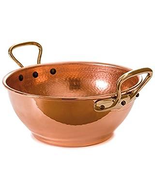Mauviel M'passion 4.9-Qt. Bronze Syrup Pan