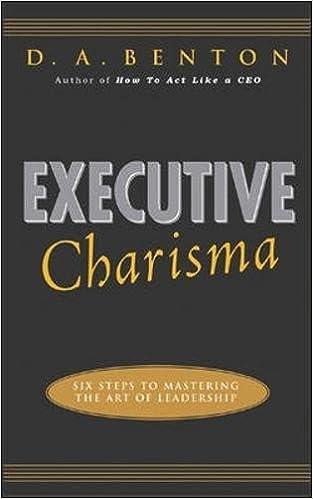 Books on charisma
