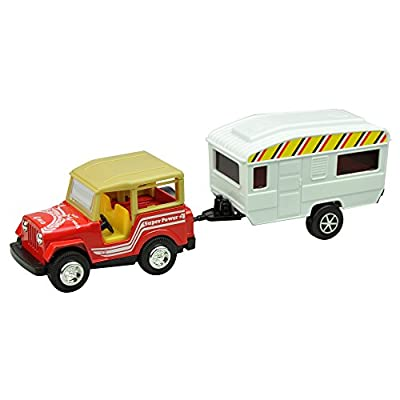Prime Products 27-0010 RV Toys-SUV and Trailer: Automotive
