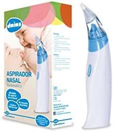 Dnins ME8202 - Aspirador nasal automático: Amazon.es: Bebé