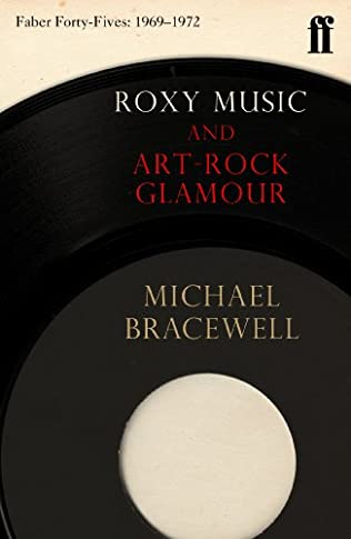 book cover of Roxy Music and Art-Rock Glamour