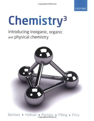 Chemistry introducing inorganic organic and physical chemistry chemistry introducing inorganic organic and physical chemistry amazon andy burrows andy parsons gareth price gwen pilling john holman fandeluxe Gallery