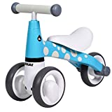 BEKILOLE Baby Balance Bike- Baby Bicycle for 10-24 Months, Perfect as First Bike| First Birthday Gift, Ideal Ride on Toys for 1 Year Old