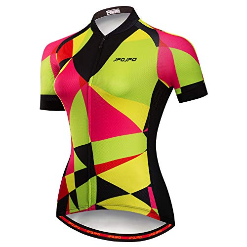 Weimostar Women Cycling Jersey Pro Team Bicycle Clothing Summer Youth MTB Bike Shirt Top