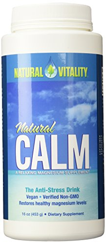 Natural Calm Anti Stress Drink, 16 Ounce -- 2 per case. by Natural Vitality (Image #1)
