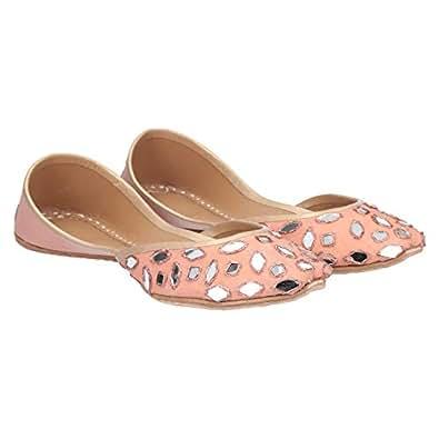 Rose Creations Pink Slip On For Women