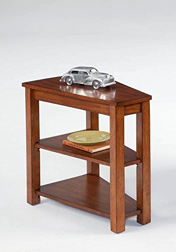 Progressive Furniture P300-61 Wedge Wood Chairside End Table Review