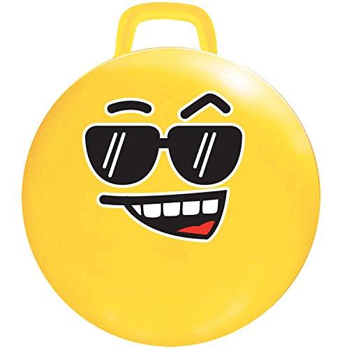 Emoji Hop Hop Bouncers - Cool - Crooked Sunglasses Are