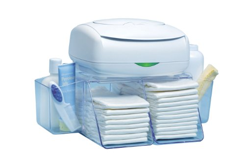 41fazG7Q08L - Prince Lionheart Ultimate Wipes Warmer With An Integrated Nightlight |Pop-Up Wipe Access. All Time Worldwide #1 Selling Wipes Warmer. It Comes With An EverFRESH Pillow System That Prevent Dry Out.