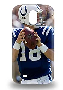 For Galaxy NFL Denver Broncos Peyton Manning #18 Protective 3D PC Case Cover Skin Galaxy S4 3D PC Case Cover ( Custom Picture iPhone 6, iPhone 6 PLUS, iPhone 5, iPhone 5S, iPhone 5C, iPhone 4, iPhone 4S,Galaxy S6,Galaxy S5,Galaxy S4,Galaxy S3,Note 3,iPad Mini-Mini 2,iPad Air )