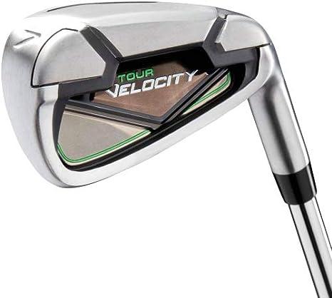 WILSON Golf Club Tour - Juego de Palos de Golf de Acero ...