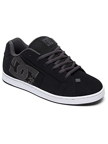 DC Grey Black Net Se Homme Sneakers Apparel Basses 0nAqxr0w