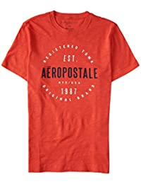 Men's A?Ropostale 1987 Graphic T Shirt