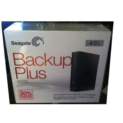 Seagate Backup Plus USB 3.0 Desktop External Hard Drive