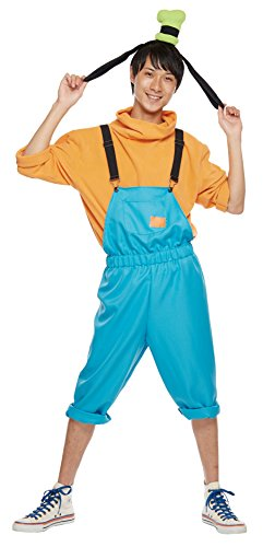 Rubie's Disney's Goofy Costume -- Casual Goofy -- Teen / Men's STD Size -