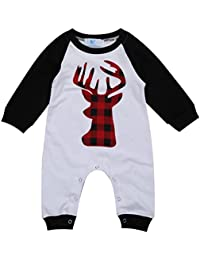 dc2501a73 Amazon.com  Blacks - Footies   Rompers   Clothing  Clothing