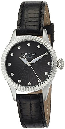 LOCMAN watch ISOLA D'ELBA Lady 0465A01A-00BKNKPK Ladies