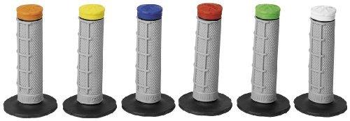 Density Grips - Pro Taper MX Tri-Density Half-Waffle Grips (BLUE)