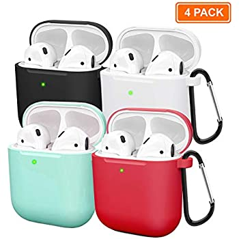 Amazon.com: Compatible with AirPod Case Cover, (2 Pack