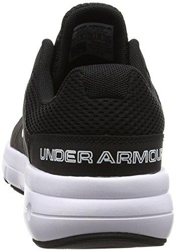 UA 2 Under Herren Schwarz Black 001 001 Sneaker Dash 1285671 Armour Rn Ew4q6X