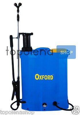 Sulfatadora mochila con pulverizador eléctrico de batería. Capacidad del depósito: 18 litros: Amazon.es: Jardín