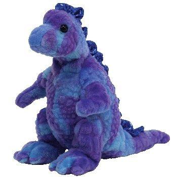 TY Beanie Baby - TYRANNO the Dinosaur - Retired Beanie Babies