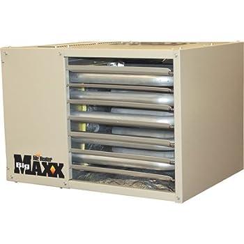 Reznor Garage Heater >> Mr. Heater Big Maxx Natural Gas Garage/Workshop Heater - 80, 000 BTU, Model# MHU80NG - - Amazon.com