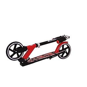 Best Sport- Trottinette avec ABEC-7, 30406, Rouge/Noir