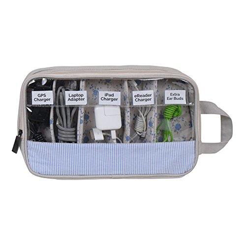 G.U.S. 2-Sided Drawer and Desk Organizing Pouch - - Mail Station 2