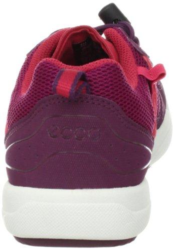 Ecco - Sportiver Damenschnürschuh Aqua Sport von Ecco Rot