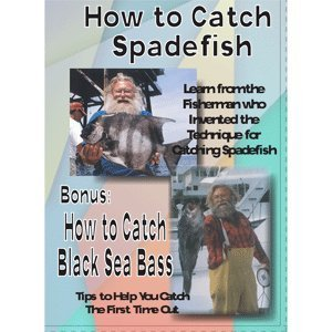 How To Catch Spadefish & How To Catch Black Sea Bass